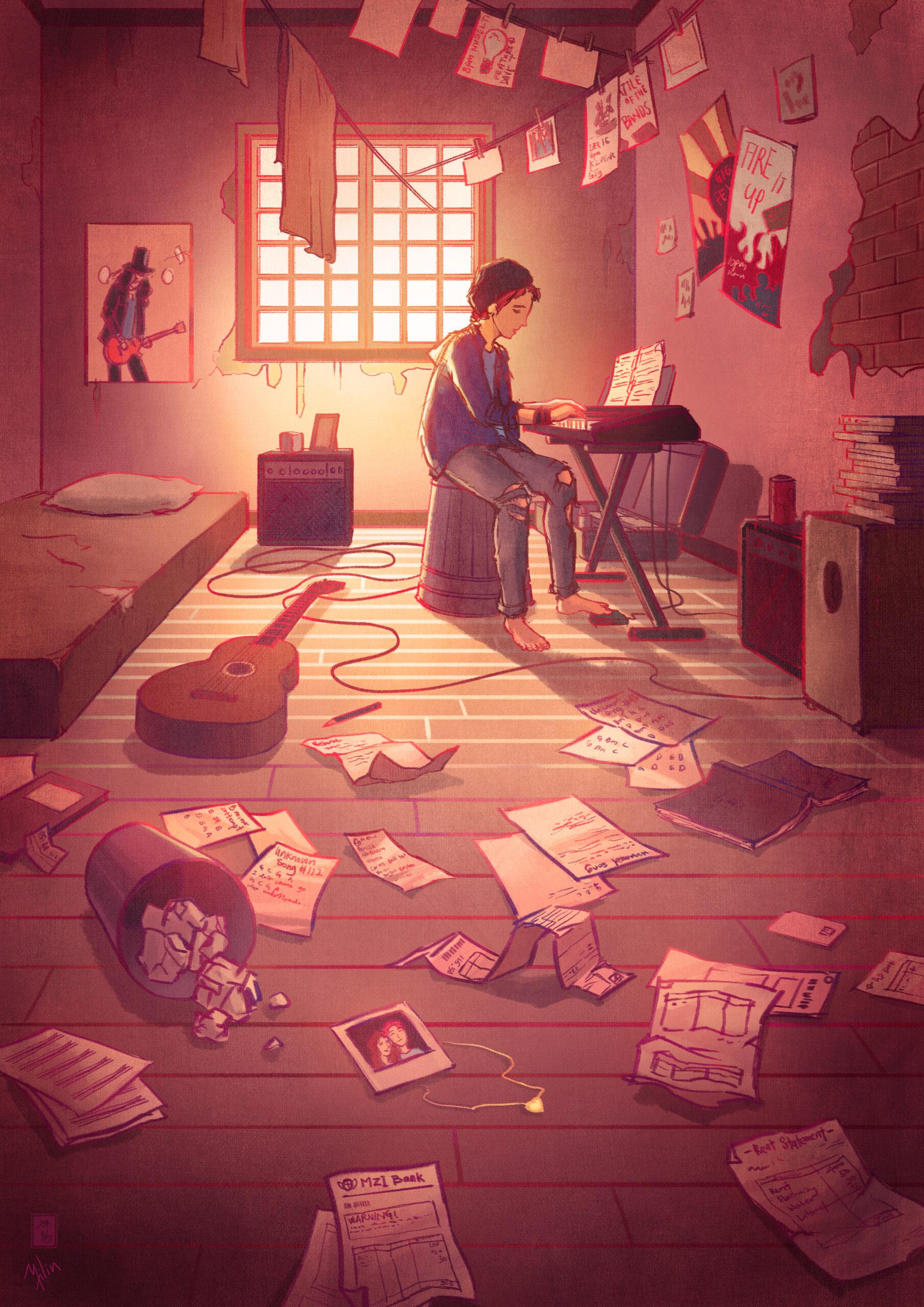 by Yilin Tan
